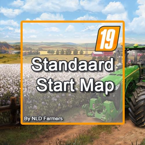 [FS19] Start map