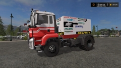 Ahelmer b v pulling truck