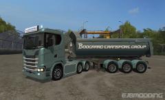 Scania s Haakarm