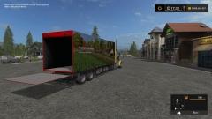 nld  american truck met laadbak en laadklep