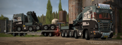 Scania R620 Heavy Lift