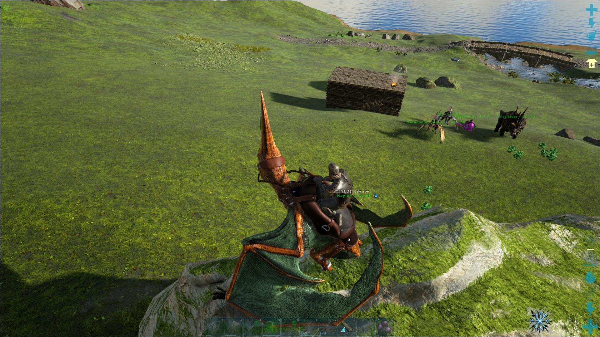 Ark Ragnarok the beginning