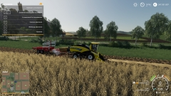 FS19 nieuwholland press comby