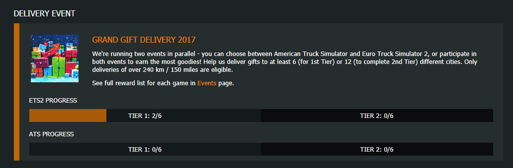 [WOT] GRAND GIFT DELIVERY EVENT 2017