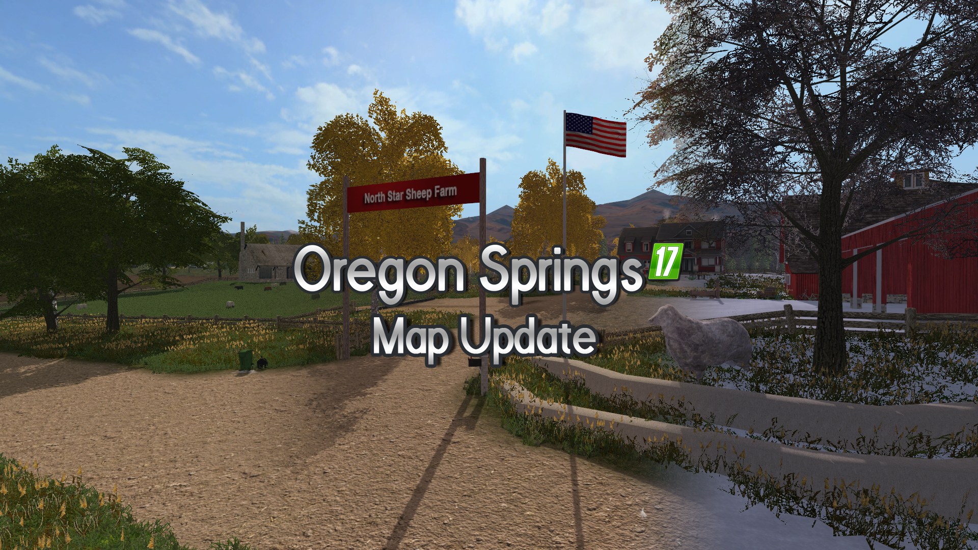 Oregon Springs Map Update