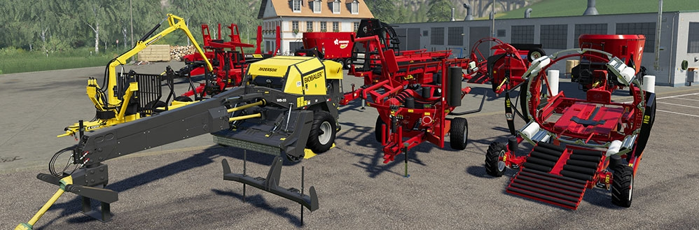 [DLC] Anderson Group Equipment Pack